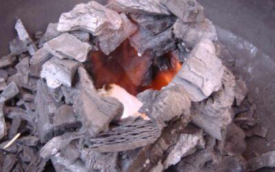Encendiendo el carbón